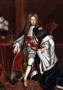 Georg Ludwig aka King George I of Great Britain