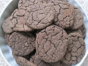 Mexican Chocolate Snickerdoodles.