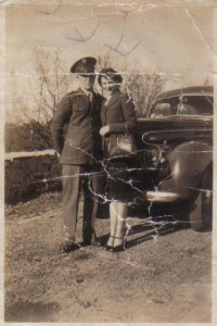 MOTHER AND DADDY MACON, GA WWII