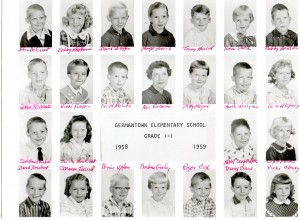 Class of 1970 1st Grade Mrs. Reason