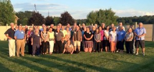 Class of 1970 at the 45th Reunion August 15 2015