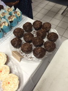 Kathy's Chocolate Cup Cakes