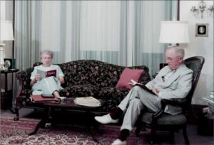 harry-and-bess-truman